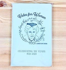 Blackbird Letterpress Elizabeth Cady Stanton Notebook