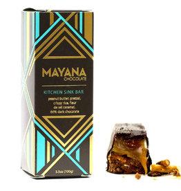 Mayana Chocolate Kitchen Sink Chocolate Bar