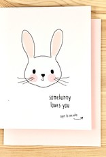 Haven Paperie Somebunny Loves You Greeting Card