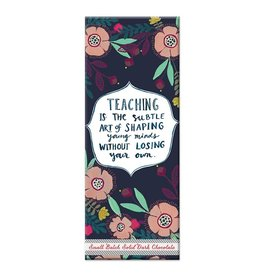 Curly Girl Design Shaping Young Minds Teaching Dark Chocolate Bar