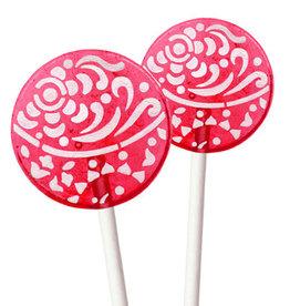 Popette Of Pendulum Raspberry Lollipop