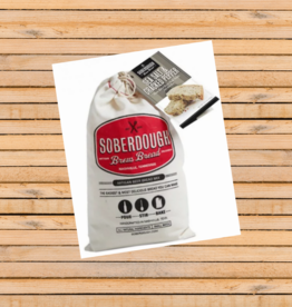 Soberdough Sea Salt + Cracked Pepper Bread Mix