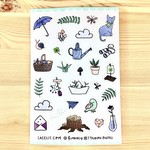 Lacelit Little Day Planner Sticker Sheet