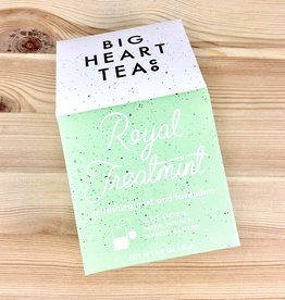 Big Heart Tea Co. Royal Treatmint Tea Bags Box