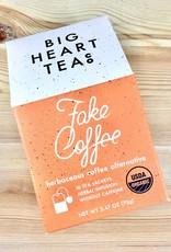 Big Heart Tea Co. Fake Coffee Herbal Tea Bags Box