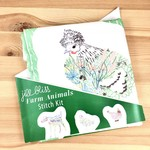 Jill Bliss The Farm Animals Stuffie Stitch Kit