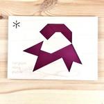 Bright Beam Goods / Make ATX Squirrel Tangram Tiling Puzzle