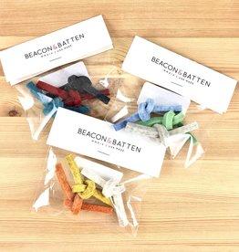 Beacon & Batten Felt Cat Toys - Set of 3