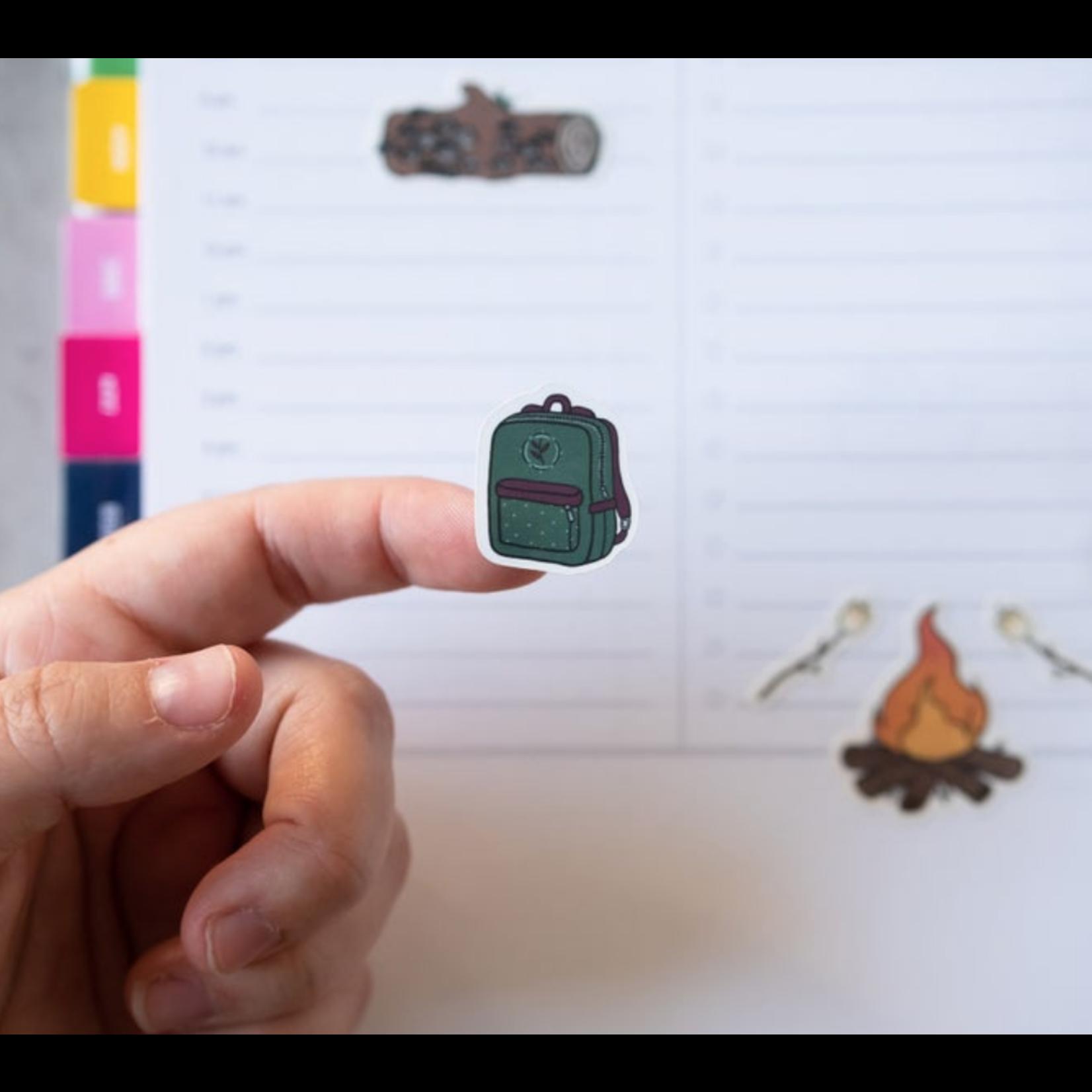 Lacelit (APO) Little Night Planner Sticker Sheet