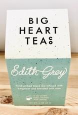 Big Heart Tea Co. Edith Grey Tea Bags Box