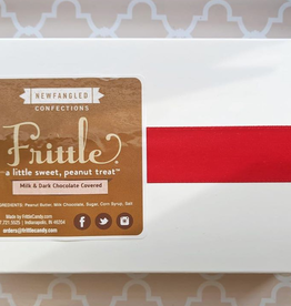 Newfangled Confections Milk + Dark Chocolate Frittle 16pc. Box