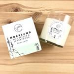 Landet Studio / KoenigCo. / Sunshine Raindrop Norrland Blue Spruce + Sandalwood Soy Candle