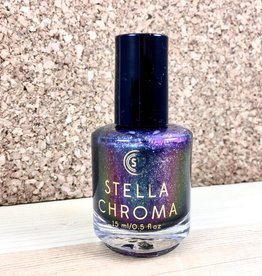 Stella Chroma / Paint Box Polish Who Are You? Nail Polish
