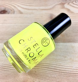 Stella Chroma / Paint Box Polish Lounging With Limoncello Nail Polish