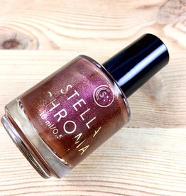 Stella Chroma / Paint Box Polish Cinnamon + Spice Nail Polish