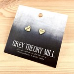 Grey Theory Mill Mama-Cita Stud Earrings