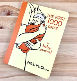 Nikki McClure The First 1000 Days - A Baby Journal - Nikki McClure