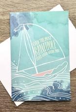 Pneu Paper Rantipole Feel Calm Mom Greeting Card