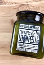 JKM Soy Candles AC: Fiji Dates & Lemon Peel Soy Candle