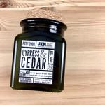 JKM Soy Candles AC: Cypress & Cedar Soy Candle