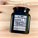JKM Soy Candles AC: Bourbon & Tobacco Soy Candle