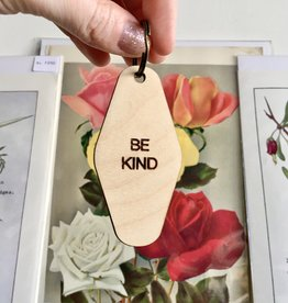 Savvie Studio Be Kind Key Fob