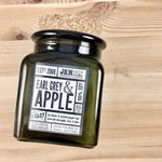 JKM Soy Candles AC: Earl Grey & Apple Soy Candle