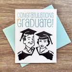 Beckamade Congrats Graduate Greeting Card