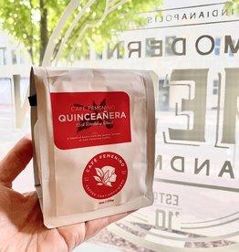 Cafe Femenino Coffee Quinceañera Whole Bean Coffee 6oz. Bag