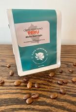 Cafe Femenino Coffee Peru Whole Bean Coffee 6oz. Bag