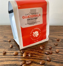 Cafe Femenino Coffee Guatemala Whole Bean Coffee 6oz. Bag