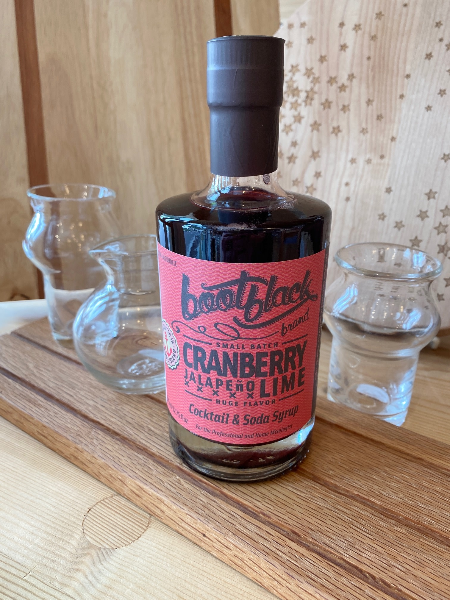 Bootblack Brand Cocktail + Soda Syrups