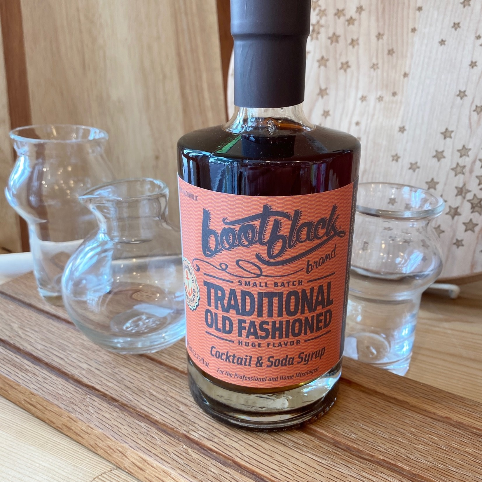 Bootblack Brand Cocktail + Soda Syrups