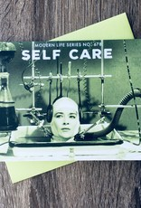 Alternate Histories Modern Life: Self-Care Greeting Card
