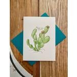 Artery Ink (LO) Nopalitos Cactus Lookin' Sharp Birthday Greeting Card