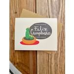 Box Berry Feliz Cumpleaños Cactus Birthday Greeting Card