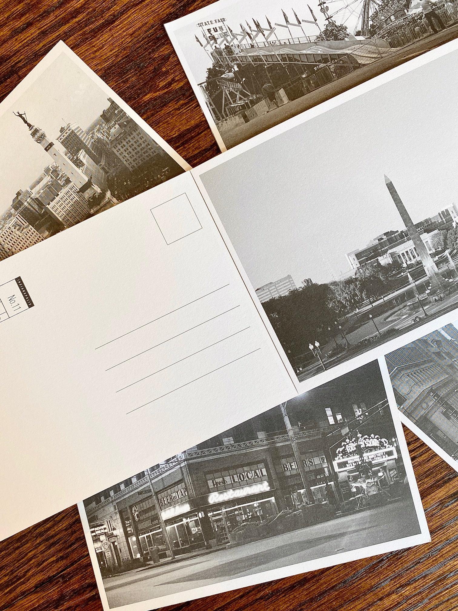 Amanda Reynolds Photography Indianapolis Postcard Pack - Set of 20