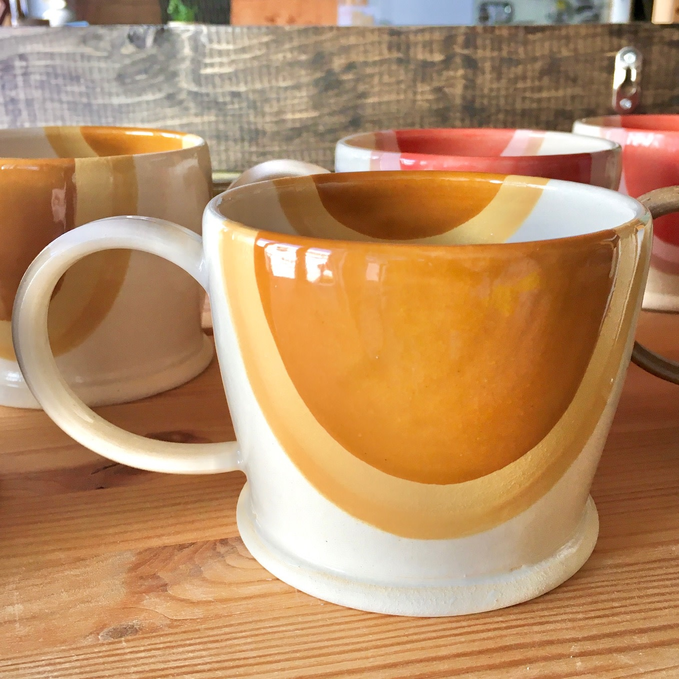 Placeholder Brand Colorway Ceramic Mugs