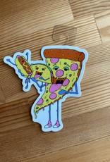 Jodi Lynn's Emporium of Doodles Triple Threat Foods Sticker