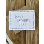 Lacelit Father's Day Triangles Greeting Card