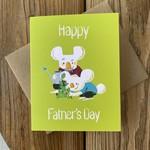 Kineticards Father's Day Koala Greeting Card