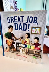 Jack & Holman Wang Great Job, Dad! Book - Jack & Holman Wang