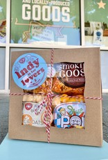 Just Pop In! Indy Is For Lovers Local Love Variety Popcorn Gift Box