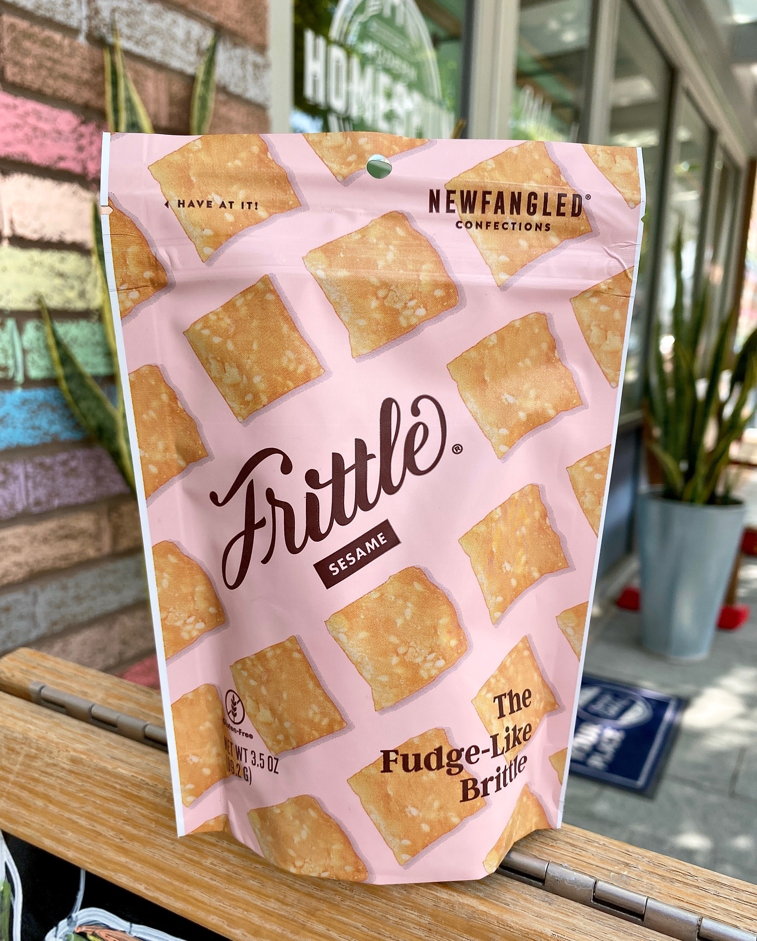 Newfangled Confections (POC) Frittle Candy Bag