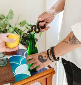 Son Of A Sailor Sidewinder Snake Bottle Opener Keychain
