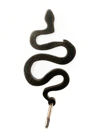 Son Of A Sailor Sidewinder Snake Bottle Opener Keychain