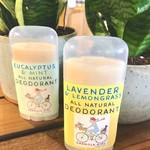 Granola Girl Skincare /Teehaus Bath + Body Granola Girl All-Natural Deodorant