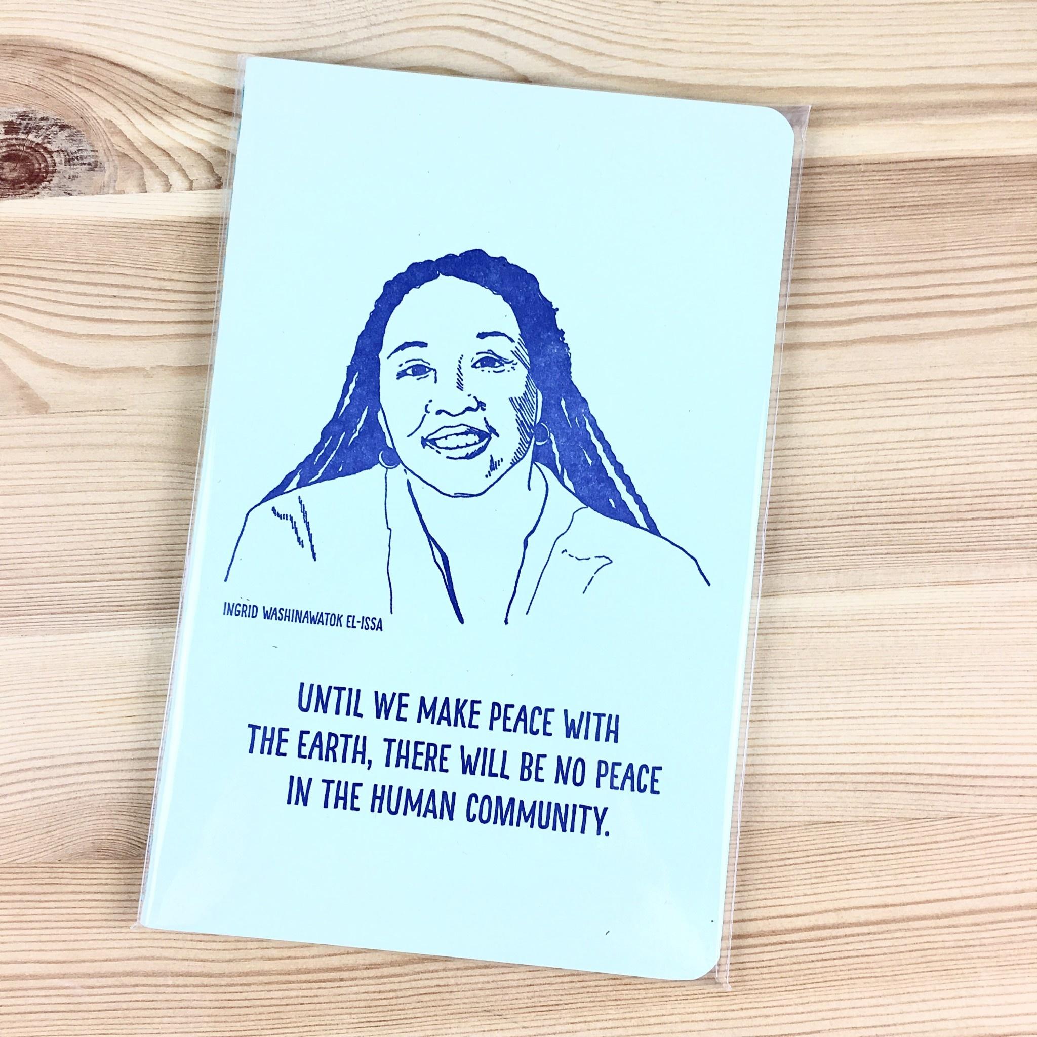Blackbird Letterpress Inspiring Women Notebooks