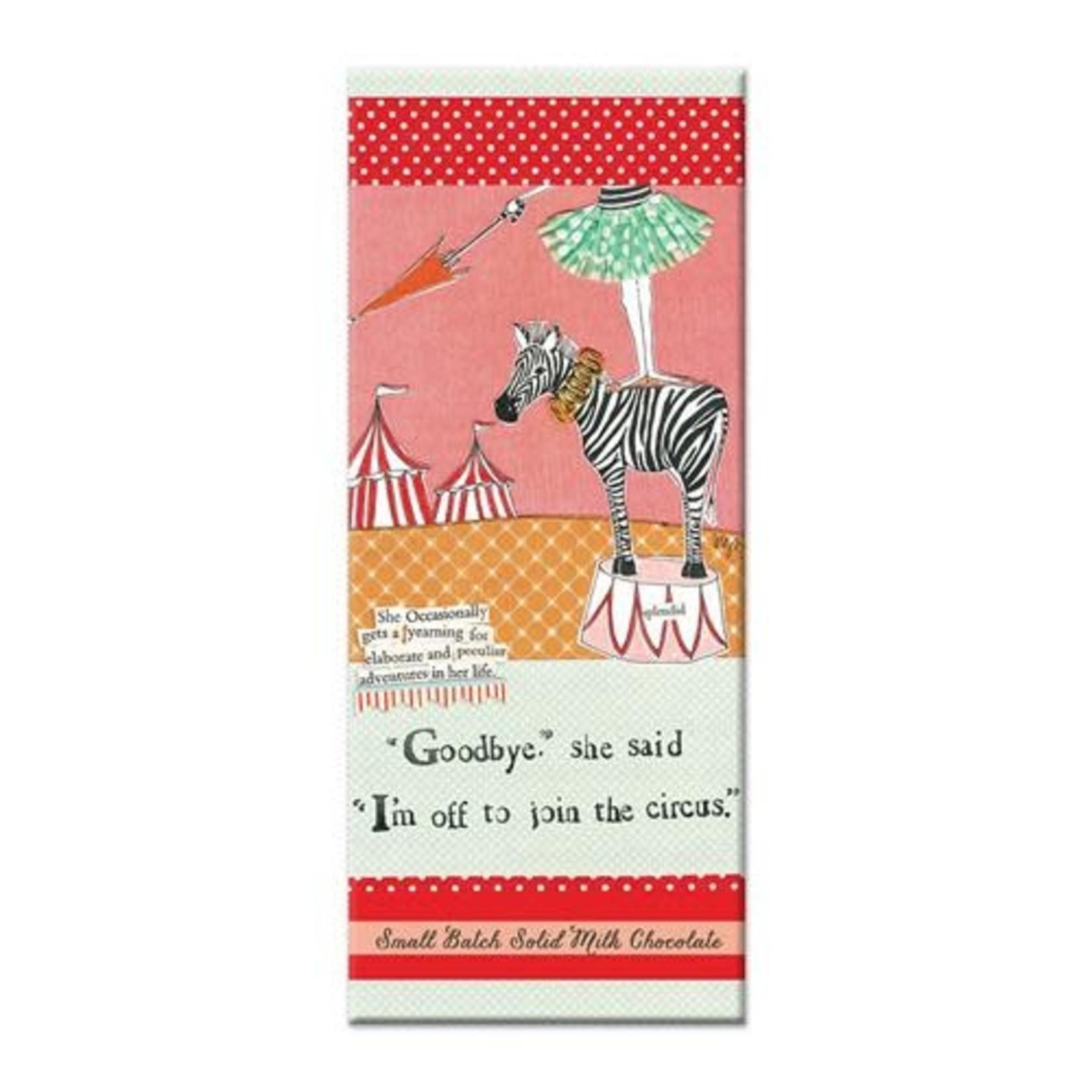 Curly Girl Design Curly Girl Milk Chocolate Bars