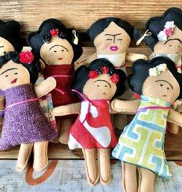 La Tiendita Frida Kahlo Dolls